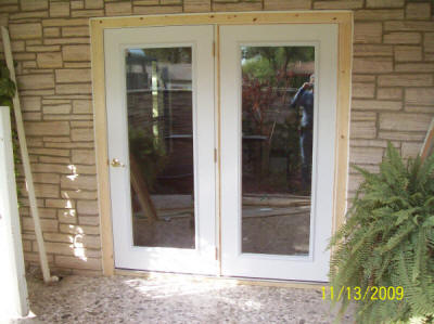 Patio Door Installation Del Rio Texas